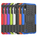 cheap Refurbished iPhone-Case For Lenovo K8 Plus / K6 Power Shockproof / with Stand Back Cover Armor Hard PC for Lenovo P2(Lenovo P2 P2a42, Lenovo Vibe P2) / Lenovo Vibe P1m / Lenovo Vibe P1