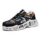 hesapli Erkek Sneakerları-Erkek Ayakkabı Örümcek Ağı / Sentetikler İlkbahar yaz Günlük Spor Ayakkabısı Günlük için Beyaz / Siyah / Kırmzı