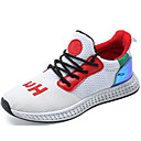 cheap Men's Athletic Shoes-Men's Comfort Shoes Tissage Volant Spring & Summer Athletic Shoes Running Shoes Black / Gray / Red