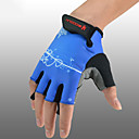cheap Cycling Jersey & Shorts / Pants Sets-BOODUN Bike Gloves / Cycling Gloves Breathable Anti-Slip Sweat-wicking Protective Half Finger Sports Gloves Lycra Terry Cloth Mountain Bike MTB Green Blue Rough Black for Adults' Fitness Gym Workout