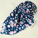 halpa Wedding Dress Fabric-Sifonki Kukkakuviot Pattern 145 cm leveys kangas varten Erikoistilanteet myyty mukaan 0.5m