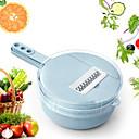 halpa Vihannes- ja hedelmävälineet-Ruostumaton teräs ja muovi Peeler & Grater Multi-Functional Keittiövälineet Työkalut Monikäyttö vihannesten 1set