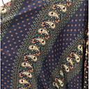 저렴한 Wedding Dress Fabric-쉬폰 민속 풍 패턴 150 cm 폭 구조 용 셔츠 팔린 ~에 의해 0.45m
