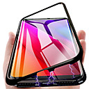 cheap Cellphone Case-Case For Samsung Galaxy Note 9 / Note 8 Magnetic Full Body Cases Solid Colored Hard Metal for Note 9 / Note 8