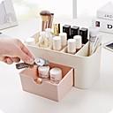 levne Ukládání šperků-multifunkční plastový make-up box šperkovnice kosmetické skladování organizátoři s malým šuplíkem stůl sundries organizátoři