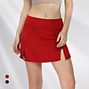 זול בגדי גולף-בגדי ריקוד נשים Short skirt טניס גולף ריצה בגדי ספורט ומנוחה בָּחוּץ סתיו אביב קיץ / סטרצ'י (נמתח) / ייבוש מהיר / נושם