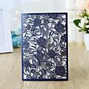 """povoljno Pozivnice za vjenčanje-Zamotajte & Pocket Vjenčanje Pozivnice 10pcs - Pozivnice Cvjetni Style Pearl papira 5 """"× 7 ¼"""" (12.7 * 18.4cm)"""