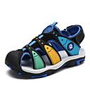 halpa Lasten sandaalit-Poikien Silmukka Sandaalit Taapero (9m-4ys) / Pikkulapset (4-7 vuotta) / Suuret lapset (7 vuotta +) Comfort Reikäkuvio Tumman sininen / Armeijan vihreä / Laivastosininen Kesä