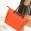 お買い得  クロスボディ・バッグ-女性用 バッグ ナイロン ショルダーバッグ のために フォーマル / アウトドア / オフィス&キャリア フクシャ / レッド / ライトブルー