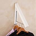 hesapli Giyim Sandık Depolama-Plastik Çok-fonksiyonlu / Katlanabilir Pantolonlar / Giyim / İç Giyim Askı, 1pc