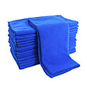 halpa Puhdistusvälineet-Polyesteri Mikrokuitupyyhe Mukava 30.0  * 70.0  * 0.3 cm