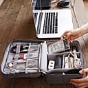זול אביזרים למטבח-טלפון סלולרי / ארנק לדרכון לנסיעות / תיקים לנסיעות מוגן מגשם / חוץ / בד קל מאוד ל ספורט / שימוש יומיומי / מתקפל polyster 079 cm יוניסקס אגבי / פעילות חוץ / שימוש יומיומי