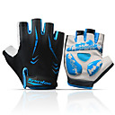 cheap Bike Gloves / Cycling Gloves-Bike Gloves / Cycling Gloves Breathable Anti-Slip Wearable Sports Gloves Lycra Terry Cloth White Red Blue for Outdoor Exercise Cycling / Bike