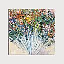 זול ציורי חיות-ציור שמן צבוע-Hang מצויר ביד - מופשט מודרני כלול מסגרת פנימית
