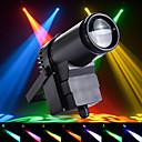 tanie Oświetlenie sceniczne-1 zestaw 10 W 3000 lm 1 Koraliki LED Kreatywne Łatwa instalacja Nowy design Oświetlenie LED sceniczne RGB 110-240 V Komercyjny Scena Dom / biuro