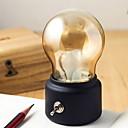 זול כלים לאפייה-1pc מנורת לילה לבן חם USB יצירתי <=36 V