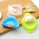 זול אביזרים למטבח-PP(פוליפרופילן) כלי דגימה גריפ נוח יצירתי Creative מטבח גאדג'ט כלי מטבח כלי מטבח כופתאות 2pcs