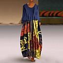 povoljno Modne naušnice-Žene Osnovni Korice Haljina Geometrijski oblici Maxi
