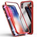 billige iPhone-etuier-tilfelle for Apple iPhone 6 / iPhone xs maks gjennomsiktig bakdeksel transparent hardt temperert glass for iphone 6 / iphone 6 pluss / iphone 6s