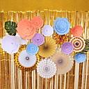 זול בלונים-קישוטים לחג חגים ומועדים חפצים דקורטיביים דקורטיבי רף צבע 2pcs
