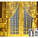 זול מנורות ערפל לרכב-2m חוטי תאורה / שלטים 200 נוריות 1 תושבת הרכבה לבן חם / לבן יצירתי / יו אס בי / Party 5 V 1set