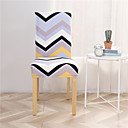cheap Slipcovers-Chair Cover Contemporary Printed Polyester Slipcovers