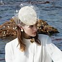povoljno Party pokrivala za glavu-100% posteljine Fascinators / Šeširi s Jedna boja 1pc Vjenčanje / Zabava / večer Glava