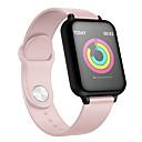 halpa Miesten slip-on-tennarit ja loafterit-b57 smart watch vedenpitävä sykemittari verenpaine useita urheilutilassa smartwatch naiset kuluvat katsella miehet älykäs kello