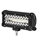 זול כלים לאפייה-7WW 200w הוביל עבודה בר אור אור מבול נקודה קרן אופרה 4wd מנורת מנורה