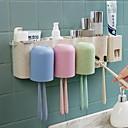 זול גאדג'טים לאמבט-כלים יצירתי / מודרני, חדשני מודרני עכשווי עמ' 2pcs - כלים מברשת שיניים ואביזרים