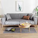 זול אביזרי אדים-כרית הספה רומנטי / עכשווי הדפסה תגובתית / מובלט סיבי במבוק כיסויים