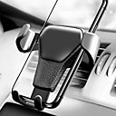 זול אירגוניות לרכב-כוח הכבידה האוויר פורקן הר בעריסה עומד עבור הטלפון הנייד iPhone