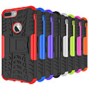 cheap iPhone Cases-Case For Apple iPhone XR / iPhone XS Max Shockproof / with Stand Back Cover Geometric Pattern Hard Silicone / PC for iPhone XS / iPhone XR / iPhone XS Max