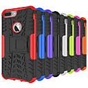 halpa iPhone kotelot-Etui Käyttötarkoitus Apple iPhone XS / iPhone XR / iPhone XS Max Iskunkestävä / Tuella Takakuori Geometrinen printti Kova Silikoni / PC