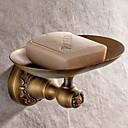זול סבון כלים-סבון כלים & מחזיקים יצירתי / רב שימושי עכשווי פליז 1pc מותקן על הקיר