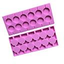 זול תבניות לעוגות-1pc סיליקון ג'ל סיליקה חמוד יצירתי שוקולד עבור כלי בישול כלים חדישים למטבח ריבוע עוגות Moulds מעצבי קינוח כלי פסטה כלי Bakeware