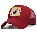 זול ג'קטים לאופנועים-כל העונות אודם כובע בייסבול פרחוני כותנה אקריליק עבודה בסיסי יוניסקס