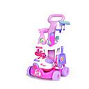 זול מטבחי צעצוע ואוכל צעצוע-משחקי דמויות מטבח כיור צעצוע שרף ABS ילדים פעוטות כל צעצועים מתנות 9 pcs