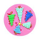 זול עוגיות כלי-1pc ג'ל סיליקה מקסים Creative מטבח גאדג'ט עשה זאת בעצמך עבור כלי בישול עוגות Moulds כלי Bakeware