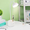 זול מנורות שולחן-מודרני עכשווי חדש עיצוב מנורת שולחן עם עט מחזיק לחדר השינה / חדר הלימוד / פלסטיק למשרד <36V>