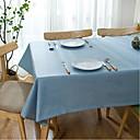 זול כיסויי שולחן-עכשווי קאנטרי כותנה ריבוע כיסויי שולחן לוח קישוטים