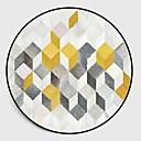 זול שטיחים-שטח שטיחים מודרני polyster, עגולות איכות מעולה שָׁטִיחַ