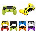 povoljno PS4 oprema-igra kontroler slučaj zaštitnik za Sony PlayStation 4 ps4 kontroler slučaju mekana silikon slučaju za ps4 / pro / slim gamepad
