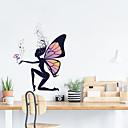 halpa Seinätarrat-söpö keijut seinä tarroja - sanoja& lainausmerkit seinä tarroja merkkiä opiskeluhuone / toimisto / ruokailuhuone / keittiö