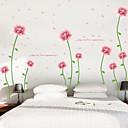 povoljno Zidne naljepnice-Dekorativne zidne naljepnice - Zidne naljepnice Mrtva priroda / Cvjetni / Botanički Spavaća soba / Unutrašnji