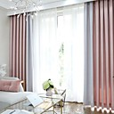 hesapli Pencere Perdeleri-Modern Gizlilik İki Panel Perde Yatakodası   Curtains