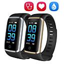 זול חכמים wristbands-qs06 חכם wristband 2 כושר צמיד waterproof ספורט Tracker הודעה לדחוף את לחץ הדם חמצן קצב הלב לפקח לצפות