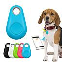 povoljno Ogrlice i uzice za psa-Djeca Mačka Ljubimci GPS Ovratnik Novčanici Key Finder Mini GPS Bluetooth Smart Jednobojni plastika Zelen Plava Pink / Bežično / Bluetooth 4.0