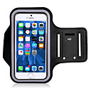 halpa Selkäreput ja laukut-Käsivarsihihna varten Urheilulaukut Ultra-thin Kestävä Juoksuvyö Muovi Unisex Aikuiset / iPhone 8/7/6S/6 / iPhone 8 Plus / 7 Plus / 6S Plus / 6 Plus