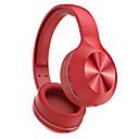 זול פרחים מלאכותיים-אמן B9 מעל אוזניים גבוהה נאמנות Bluetooth אוזניות אלחוטיות בידור & בידור Bluetooth 4.2 ביטול רעש